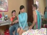 Hot Hardcore Threesome Fucking With Young Sexy Teen