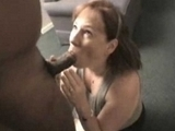 Big Boobed Mature Wife Tries A Big Black Dick