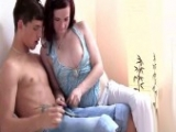 Pretty Teen Fucks Her Shy Boyfriend