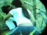 Horny Amateur Indian Teen Couple Screwed in Forest