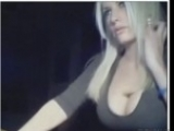 Stunning Emo Girl Shows Her Juicy Boobs On Webcam