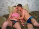 Hot Shy Babe Banged in Several Sex Positions